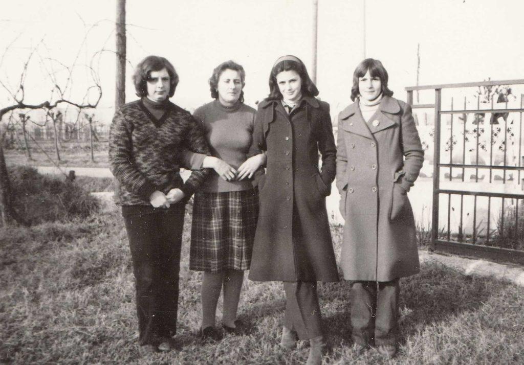 Foto Famiglia Pagnan-Tempesta - Mamma e figlie