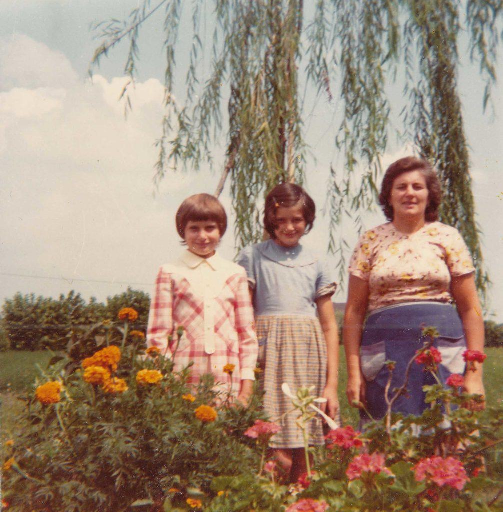 Foto Famiglia Pagnan-Tempesta - Madre e figlie