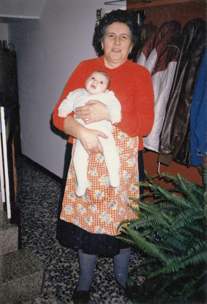 Foto Famiglia Pagnan-Tempesta - Nonna e nipote