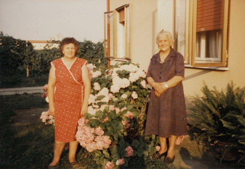 Foto Famiglia Pagnan-Tempesta - Madre e figlia