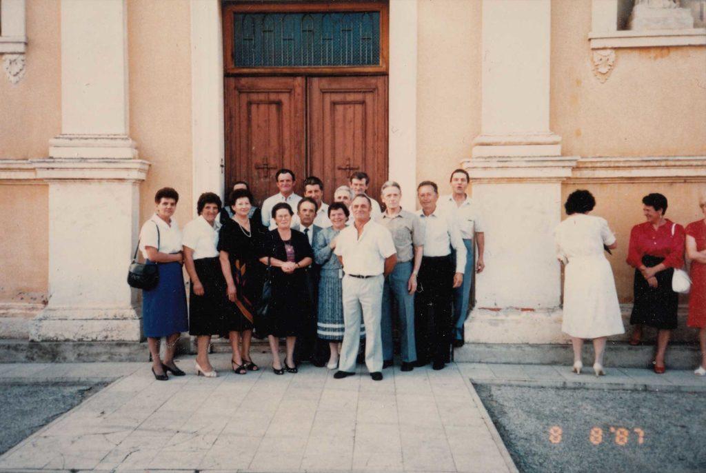Foto Famiglia Pagnan-Tempesta - Festa della classe