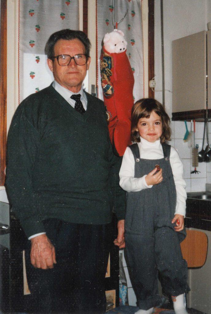 Foto Famiglia Pagnan-Tempesta - Nonno e nipote