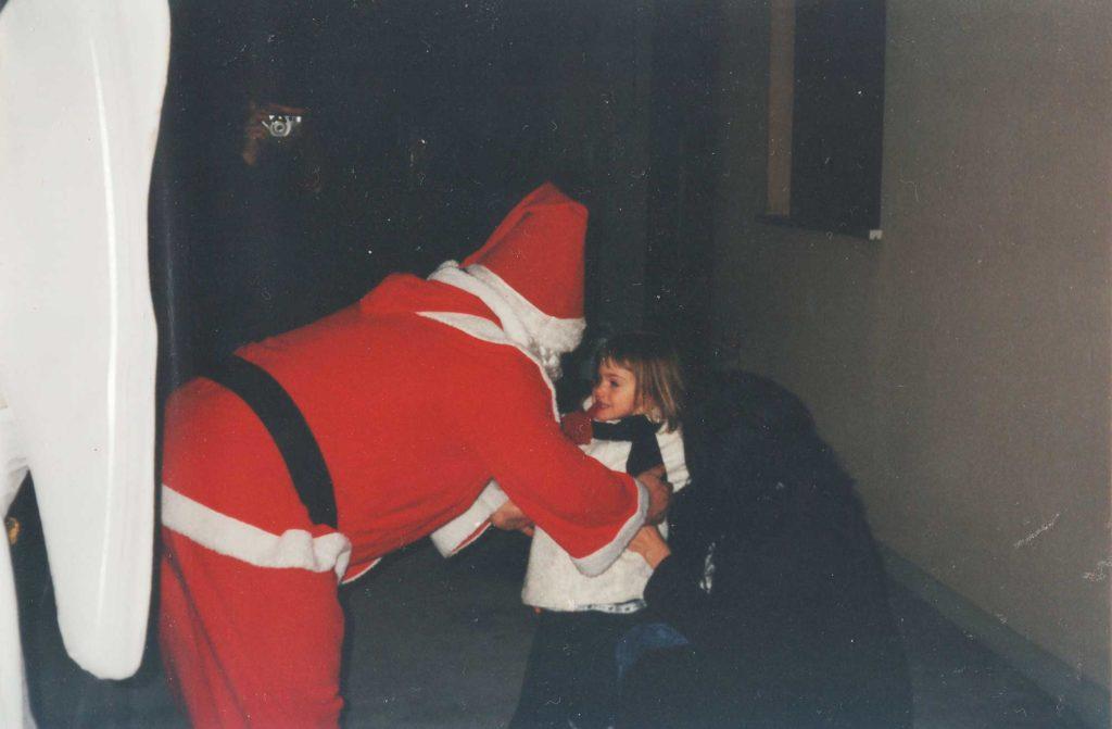 Foto Famiglia Pagnan-Tempesta - È arrivato Babbo Natale!