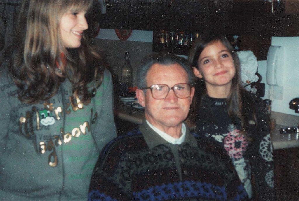 Foto Famiglia Pagnan-Tempesta - Nonno e nipoti