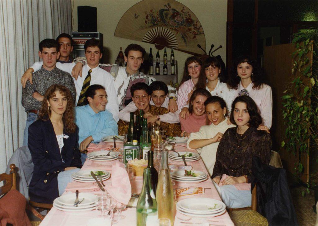 Foto Gianni Perin - Classe 1974: la cena della classe
