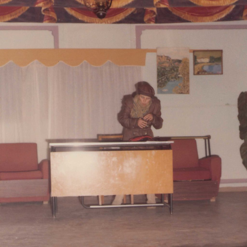 Foto Sorelle Occhial - Annamaria in una scena