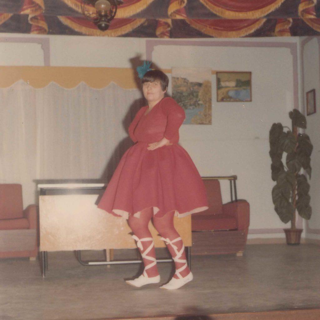 Foto Sorelle Occhial - Franca in una scena