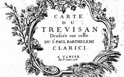 Carte du Trevisan: 1776