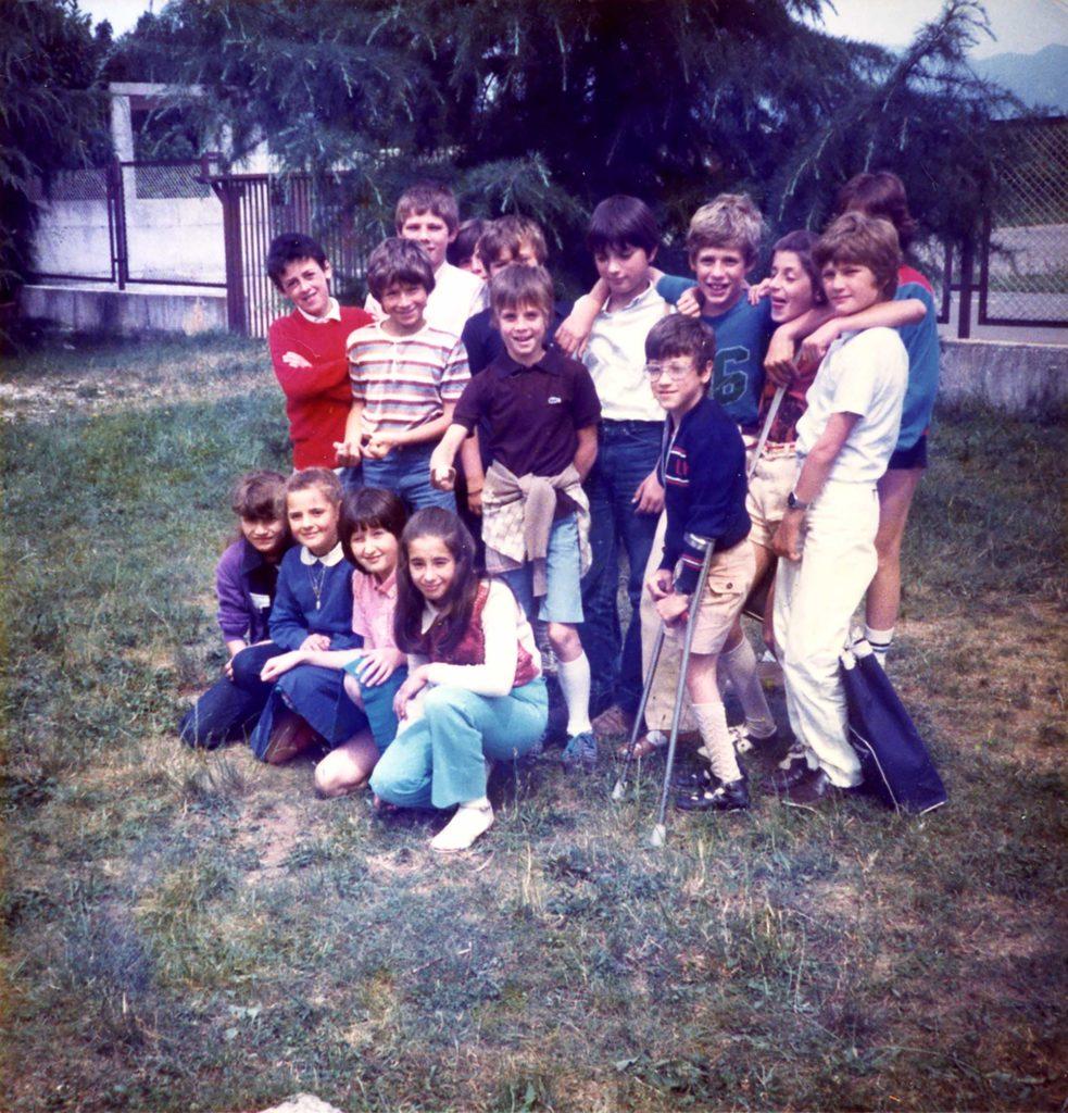 Foto Aurelio Martini - La classe 1972