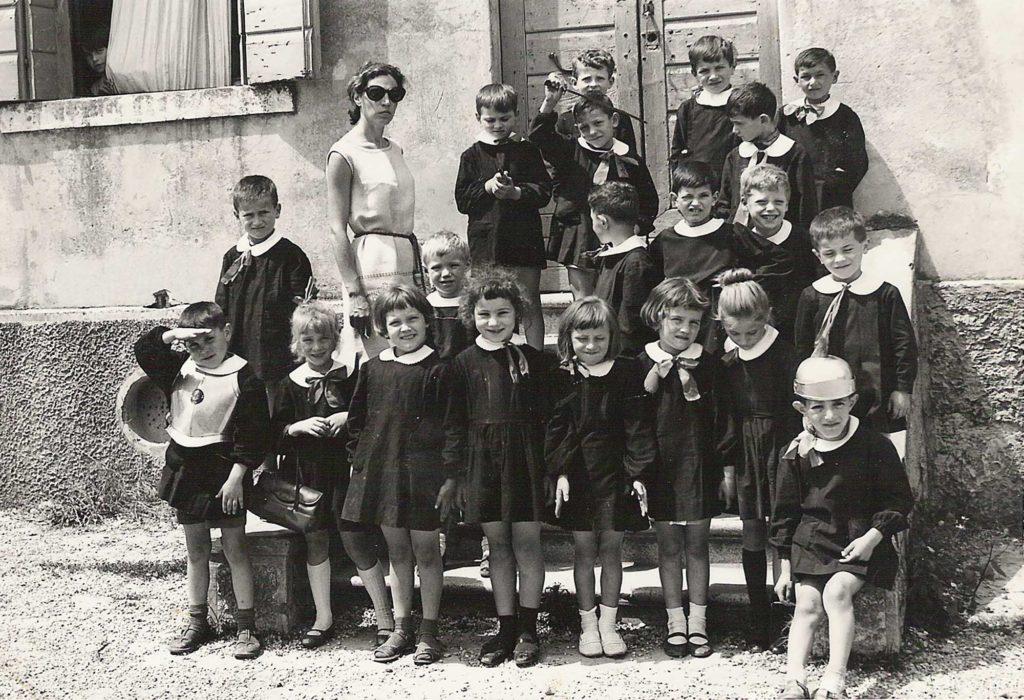 Foto Maurizio Soligo - La classe 1957
