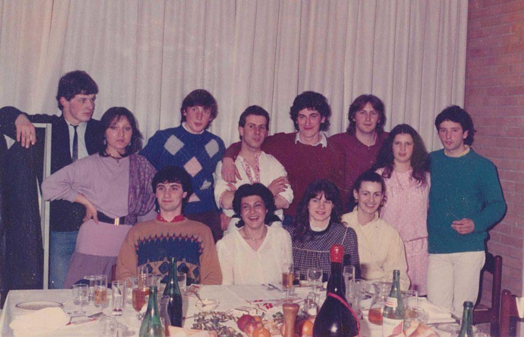 Foto Famiglia Pagnan-Tempesta - Cena della classe 1962