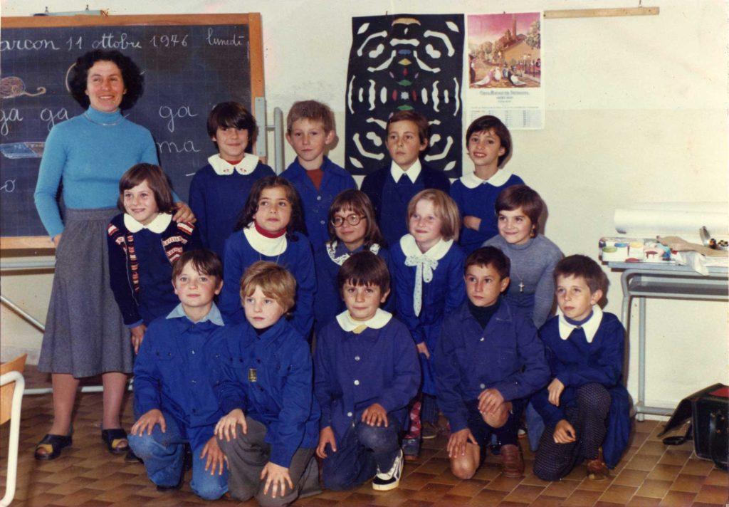 Foto Maurizio Trinca - La classe 1968