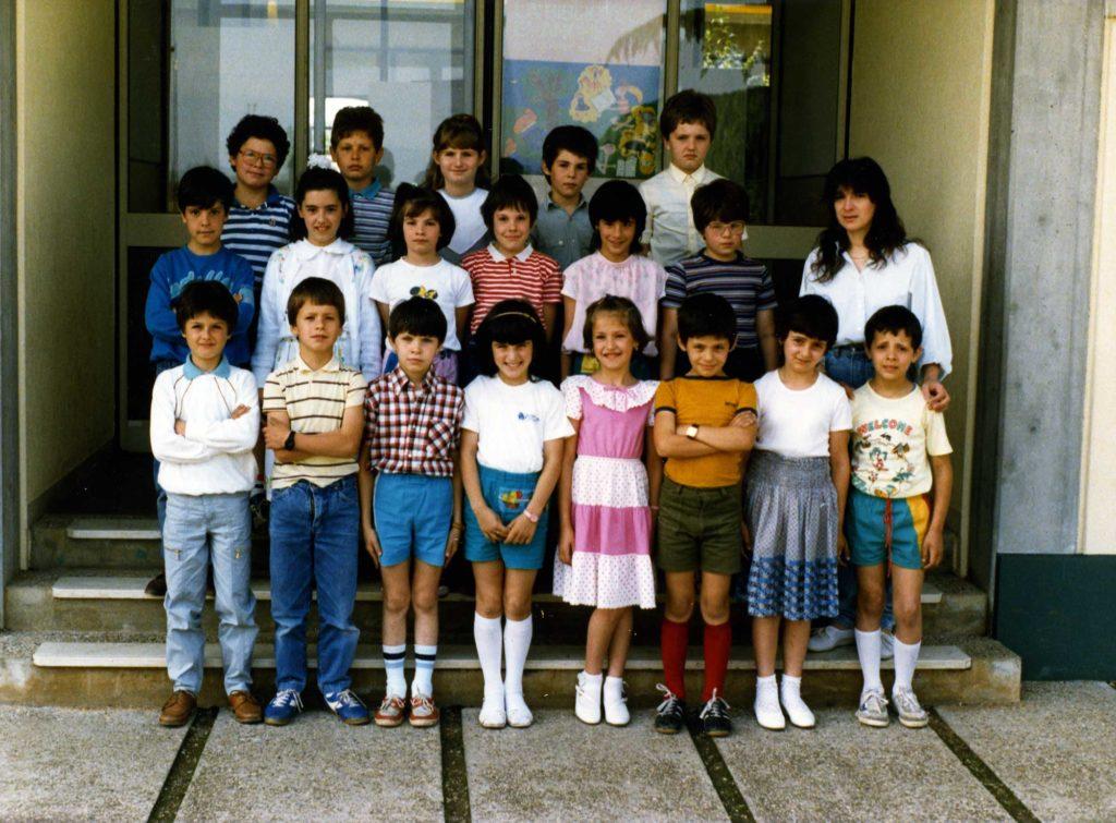 Foto Tamara Soligo - La classe 1977