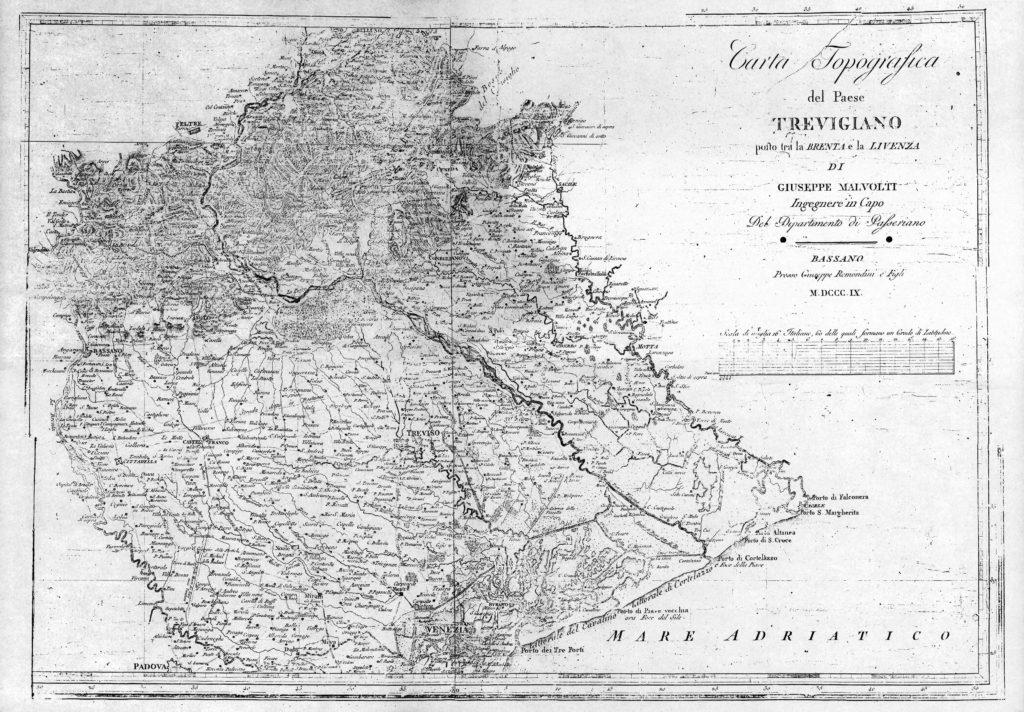 Paese Trevigiano: 1809