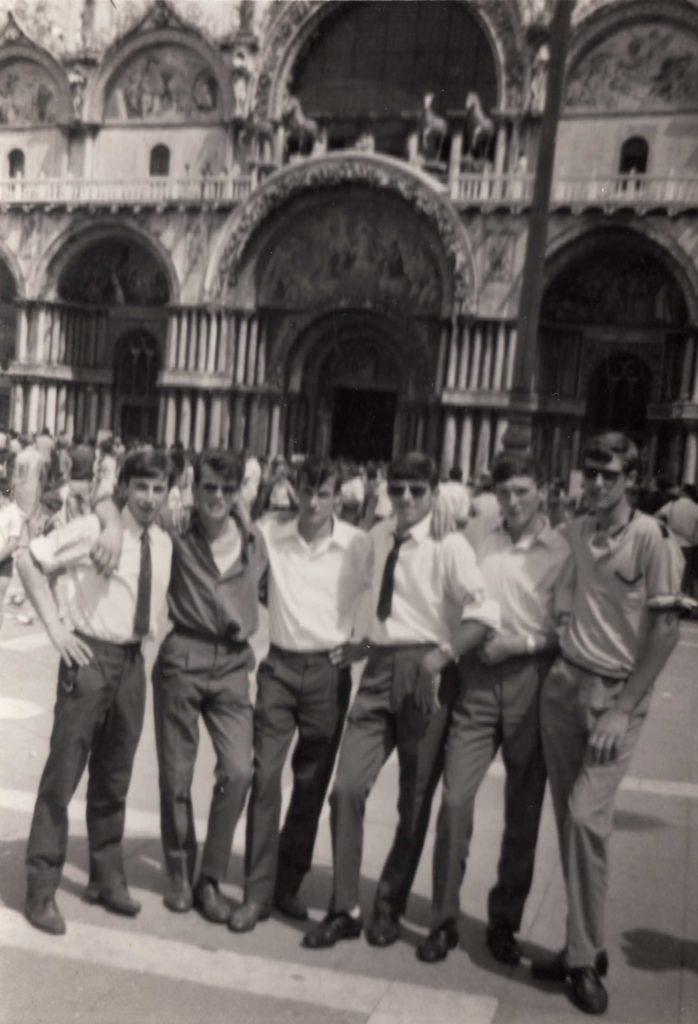 Foto Sergio Pasqualotto - Classe 1948: 18 anni, 24-8-1967