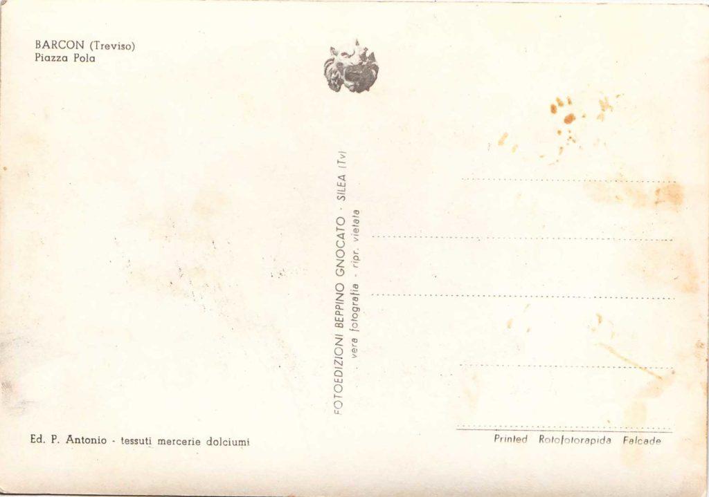Retro Cartolina