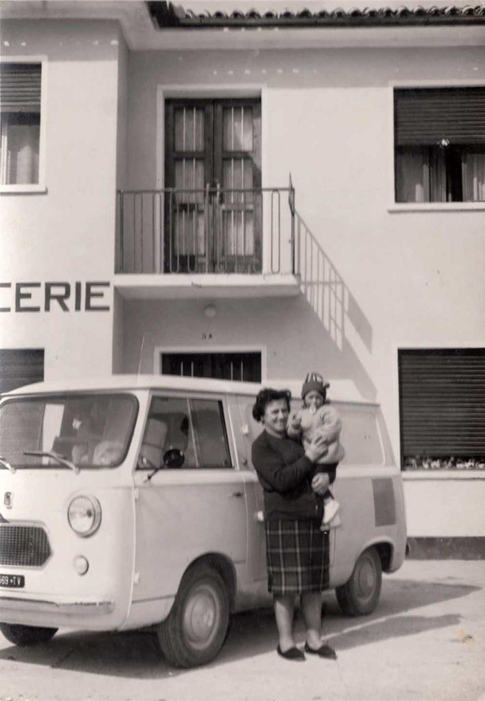 Foto Sergio Pasqualotto - Marzo 1965