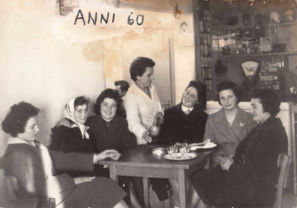 Foto Sergio Pasqualotto - 29 gennaio 1961