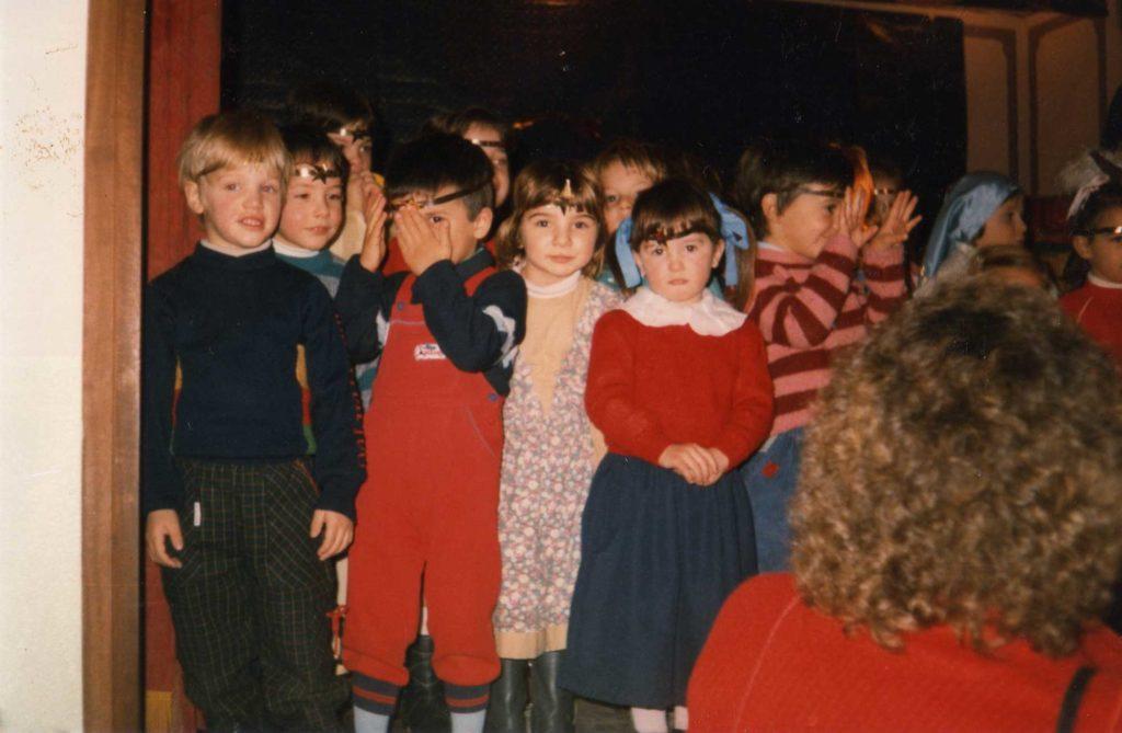 Foto Demis Vettoretto - Bambini dell'asilo