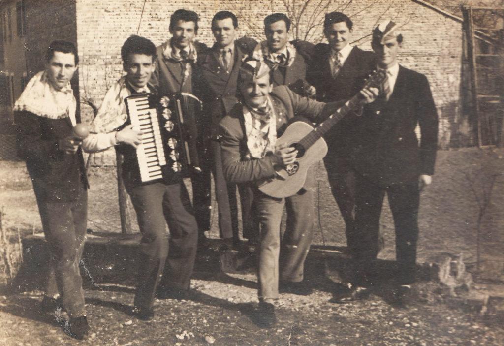 Foto Famiglia Pagnan-Tempesta - La classe 1935